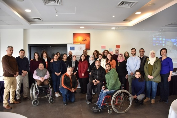 QADER Participates in Training Course on the Convention on the Rights of Persons with Disabilities